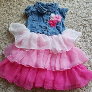 Other - Baby Tiered Dress